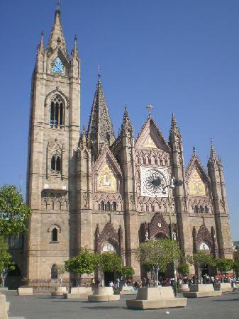 Guadalajara Metropolitan Area, México: Templo del Expiatorio