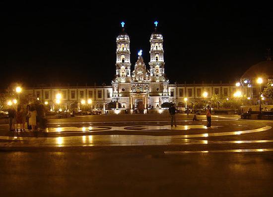 Guadalajara Metropolitan Area, México: Basilica de Zapopan, Jalisco, México.