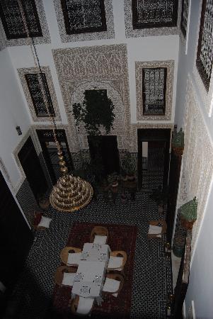 Riad Dar Cordoba: el patio