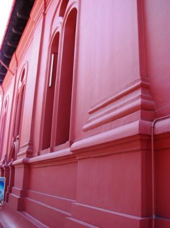 Emperor Hotel Malacca: Church