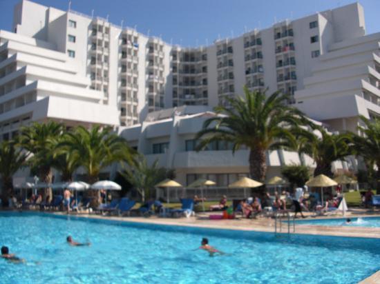 Cande Onura Hotel: POOL