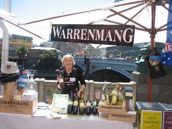Moonambel Australia  city photos gallery : Moonambel, Australia: We will take our Warrenmang wines anywhere