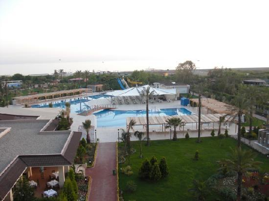 Asteria Elita Resort: pool