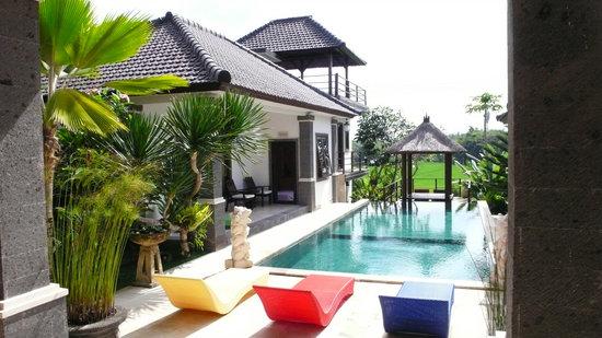 Balam Bali Villa: Swimming pool