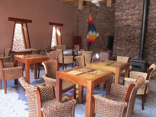 Lodge Andino Terrantai: Hotel 2