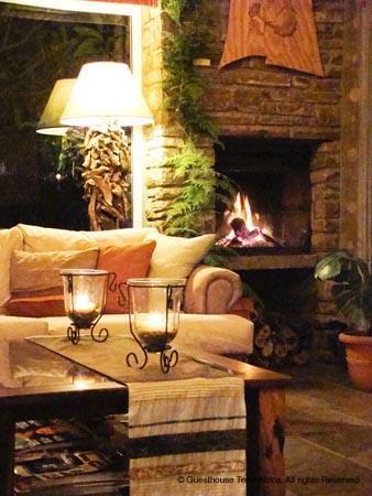 Guesthouse Terra Africa : Lounge Area