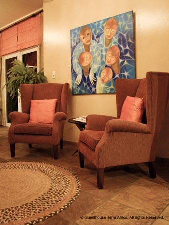 Guesthouse Terra Africa : Lounge
