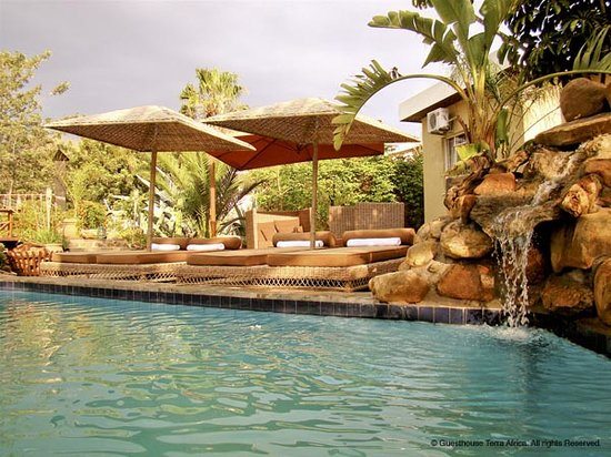Guesthouse Terra Africa : pool