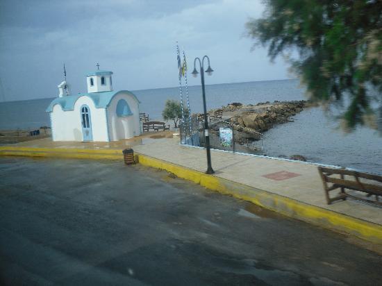 Bella Beach Hotel : Greek Chapel (nearby)