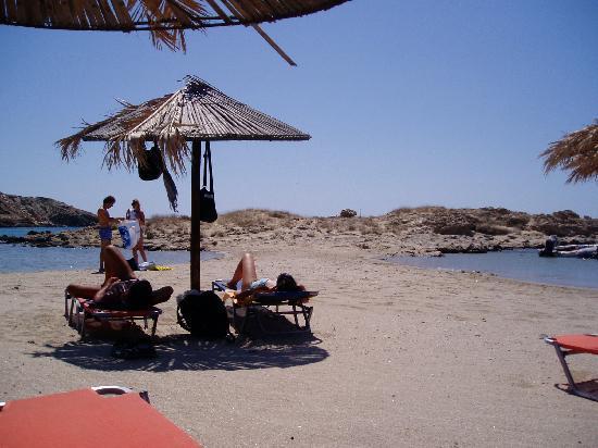 Villa Mata: Manganari Beach