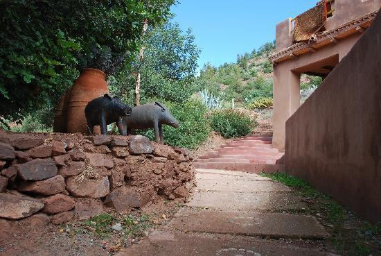 Le jardin de Timalizene: les cochons