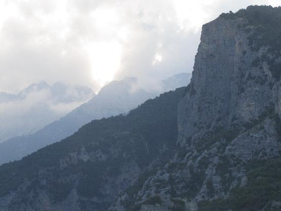 Λιτόχωρο, Ελλάδα: 1st peak of mt olymputs--Ag Dionisseis