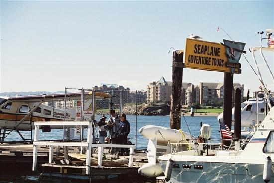 Victoria, Kanada: Seaplanes are a must