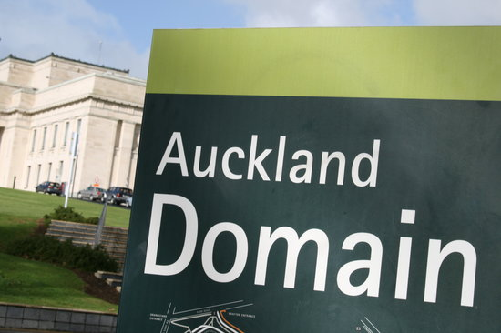 Park Auckland Domain