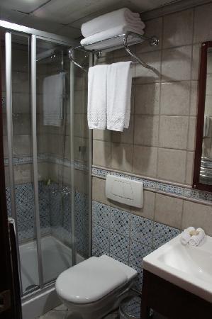 Sirkeci Mansion: バスルームもきれいでした