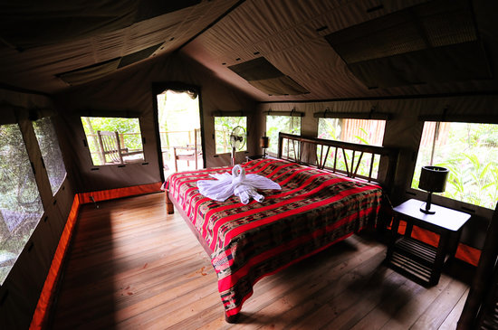 Rio Tico Safari Lodge: Safari Tent Bungalows