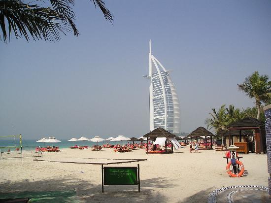 Jumeirah Al Qasr at Madinat Jumeirah: La spiaggia