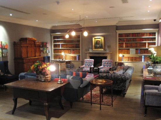 Haymarket Hotel: Lobby