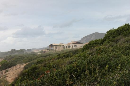 The Westin Resort, Costa Navarino: Luxy Collection building