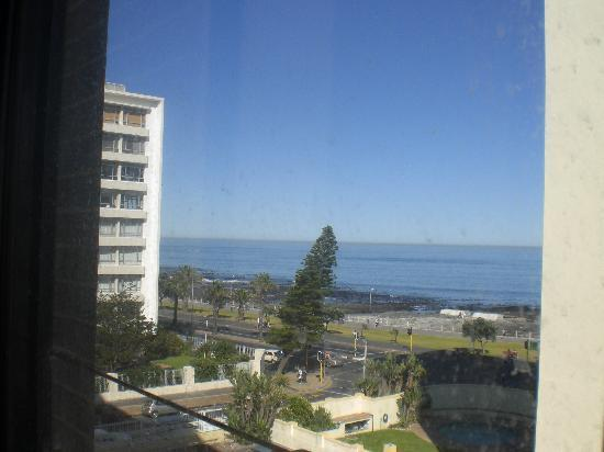 Premier Hotel Cape Town: Sea View From The Room