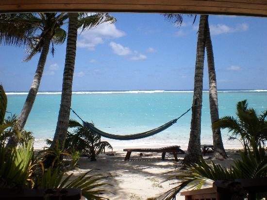 Bella Beach Bungalows: Best hammock award