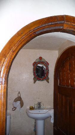 Riad El Mess : salle de bain