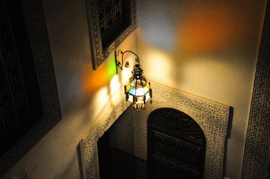 Riad Boujloud: Inside the riad