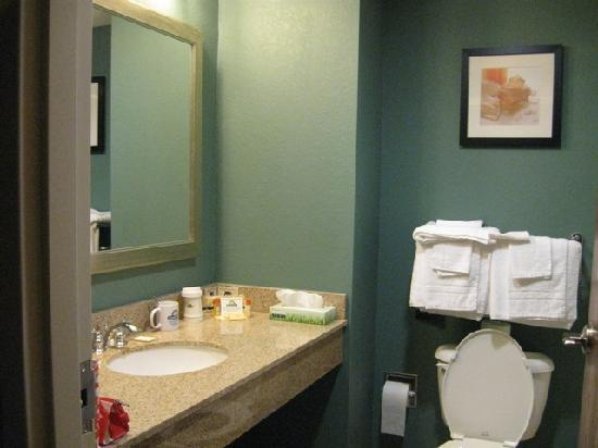Days Inn Palm Coast: Clean bathroom