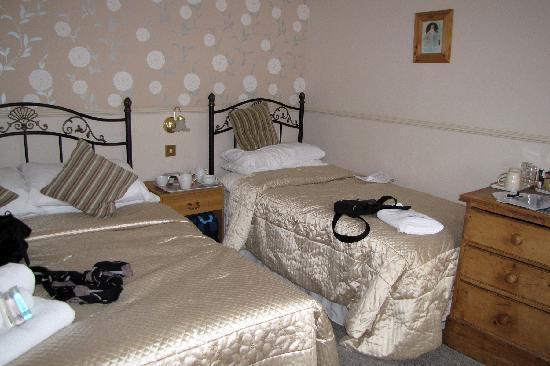 Southlands Guest House: Room at Southlands, perfect for parents and a child