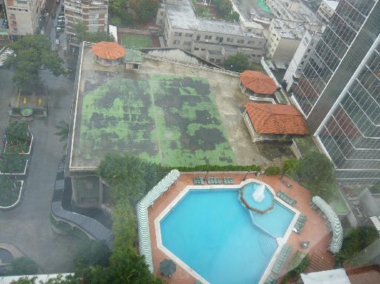 Gran Melia Caracas Hotel: La Piscina