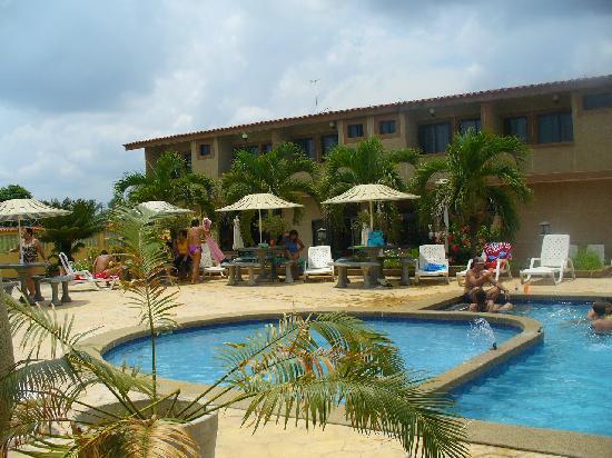 San Jose de Rio Chico, فنزويلا: La piscina
