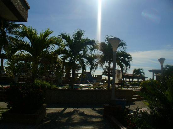 Hotel Playa Colada : La piscina