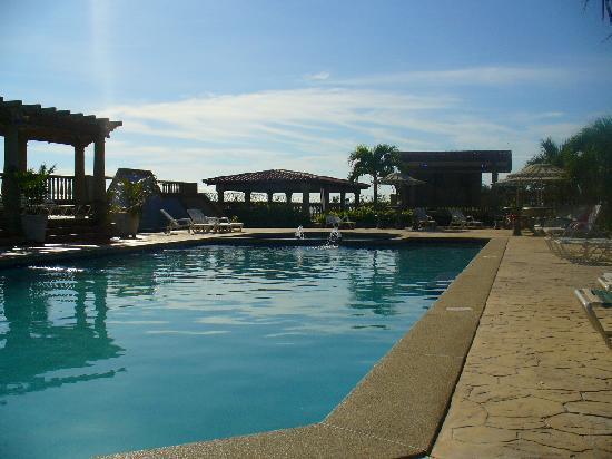 Hotel Playa Colada: La piscina