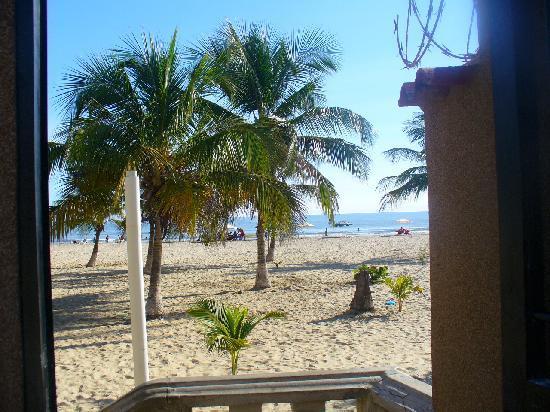 Hotel Playa Colada: Salida a la playa