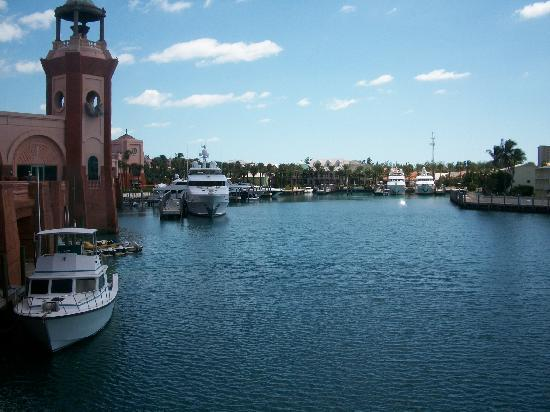 Nassau, Isla Nueva Providencia: atlantis
