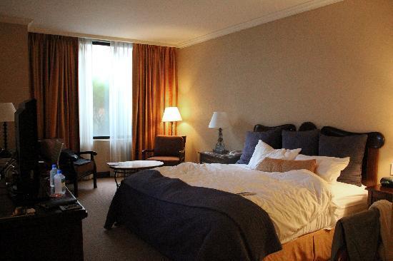 Real InterContinental Guatemala: spacious rooms