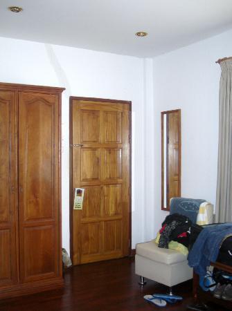 Vayakorn Inn: bedroom