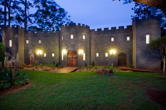 The Castle on Tamborine: Private, intimate and Luxurious. Our Romantic packages are tailored to create your perfect Honey