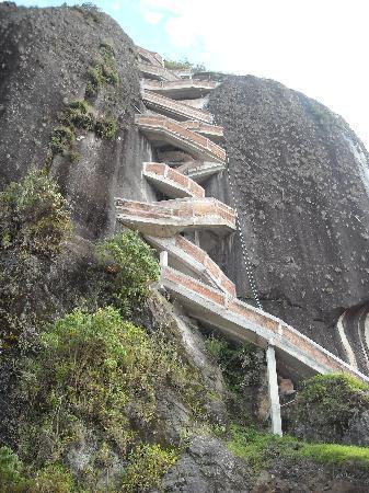 """Hotel Florida: El Penol """"the rock"""""""