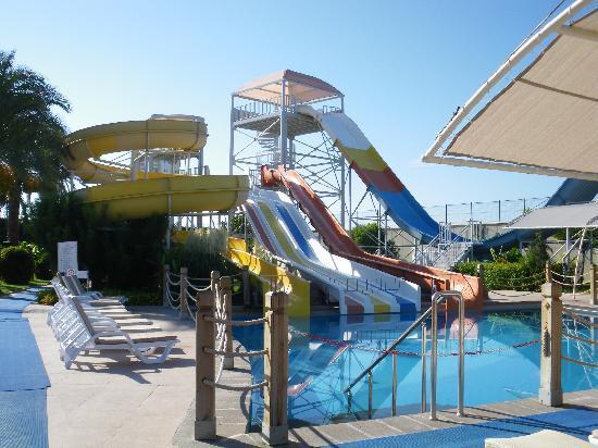 Crystal Admiral Resort Suites & Spa: Wasserpark