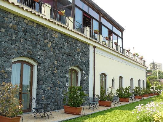 Santa Caterina Hotel: exterieur