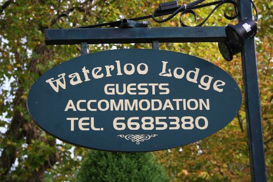 Waterloo Lodge: entrada