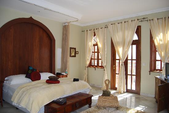 The Seyyida Hotel & Spa: Our bedroom