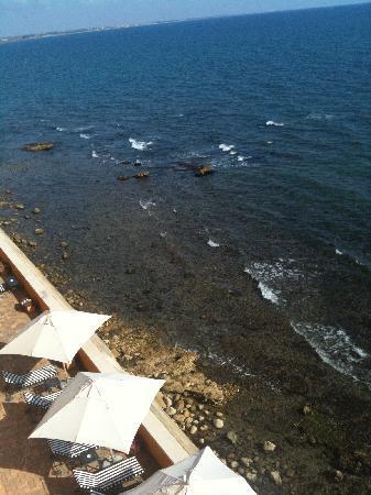 Palo Laziale, Italien: La terrasse