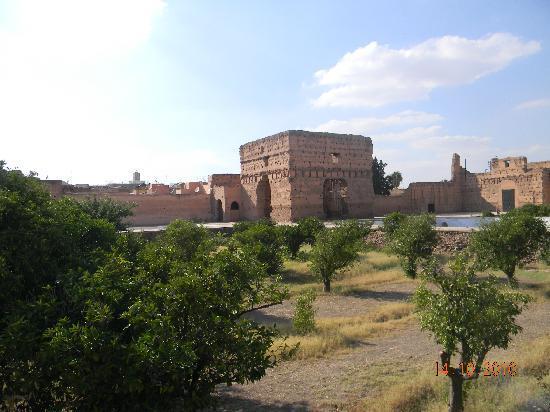Riad Baba Ali: marrakesh