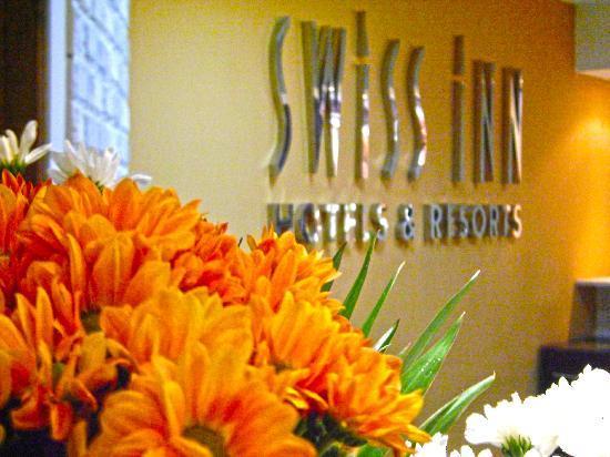 Swiss Inn Pyramids Golf Resort & Swiss Inn Plaza : Lobby area