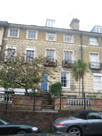 clifton terrace b b reviews winchester england