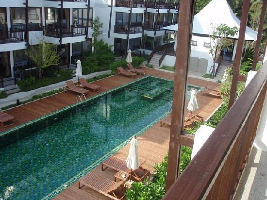 Maryoo Samui Hotel: Early morning