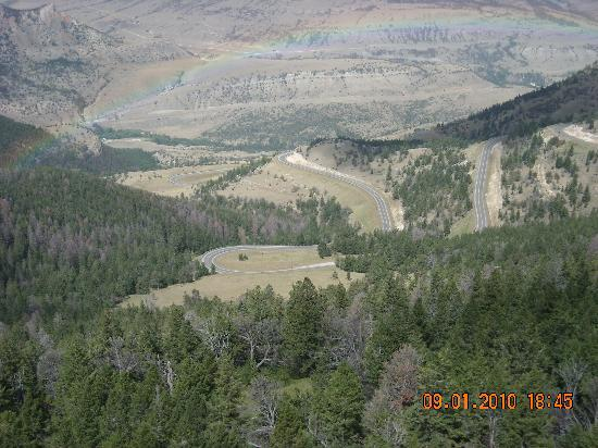 Chief Joseph Scenic Highway: Scenic Beauty