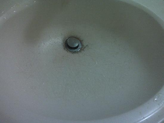 Days Inn & Suites SE Columbia Ft Jackson: nasty......